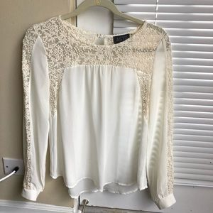 ASTR white blouse